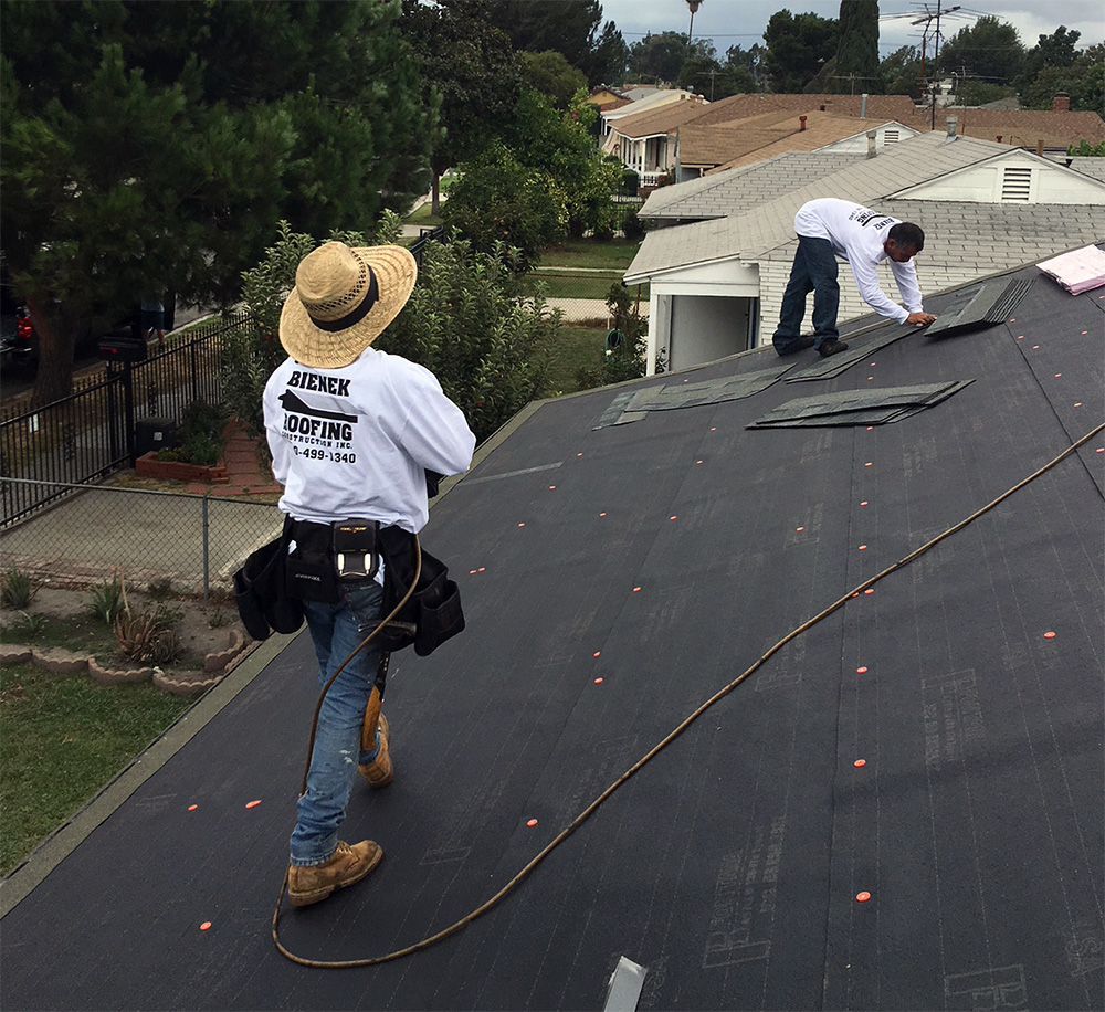 Bienek Roofing Construction | Residential & Commercial Roofing
